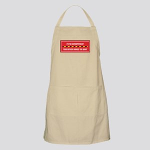 I'm the Astrophysicist BBQ Apron