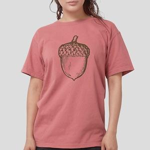Acorn Womens Comfort Colors Shirt