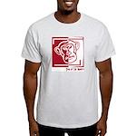 Year of the Monkey Ash Grey T-Shirt