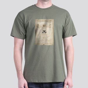 Leonardo's Climber Dark T-Shirt