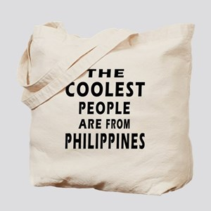 The Coolest Philippines Designs Tote Bag