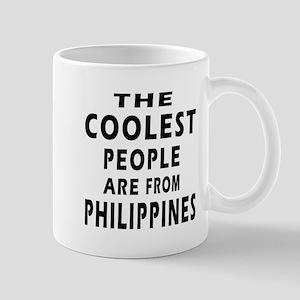The Coolest Philippines Designs Mug