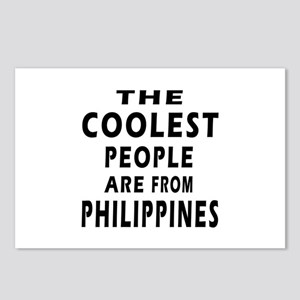 The Coolest Philippines Designs Postcards (Package