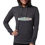 ophelia-water_tr Womens Hooded Shirt