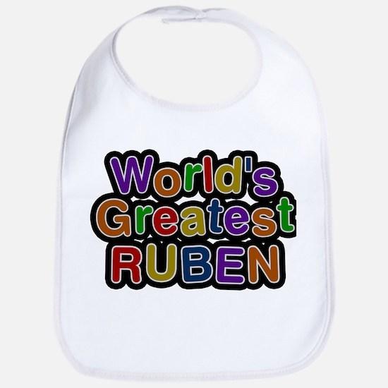 Worlds Greatest Ruben Bib