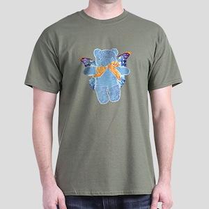Teddy Bear Fairy Dark T-Shirt
