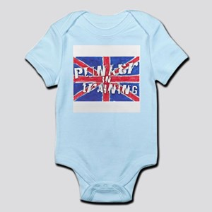 Punker in Training Infant Bodysuit
