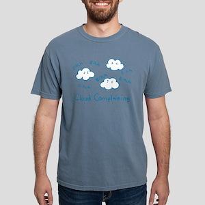 cloud-complaining Mens Comfort Colors Shirt
