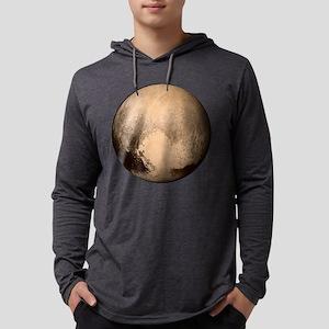 Pluto Mens Hooded Shirt