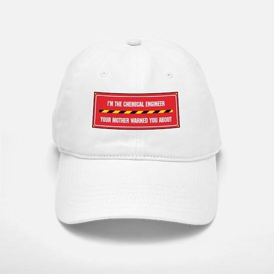 I'm the Chem. Engineer Baseball Baseball Cap