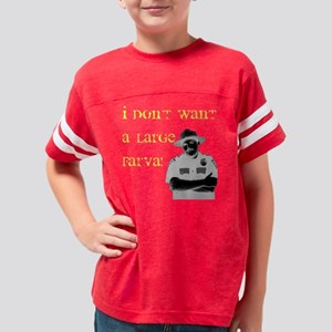 largefarva Youth Football Shirt