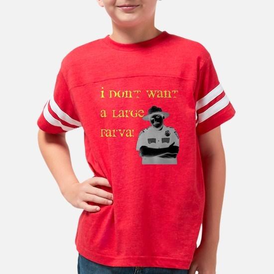 largefarva Youth Football Shirt