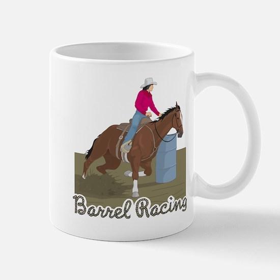Barrel Racing 2 Mug