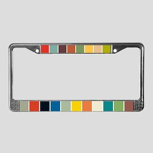color-block-fun-d_lpu License Plate Frame
