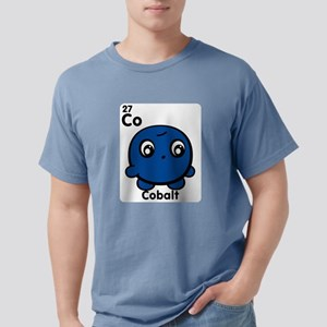 Cute Element Cobalt Co Mens Comfort Colors Shirt