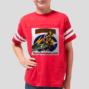 tso Youth Football Shirt