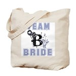 Celebrate Team Bride Tote Bag