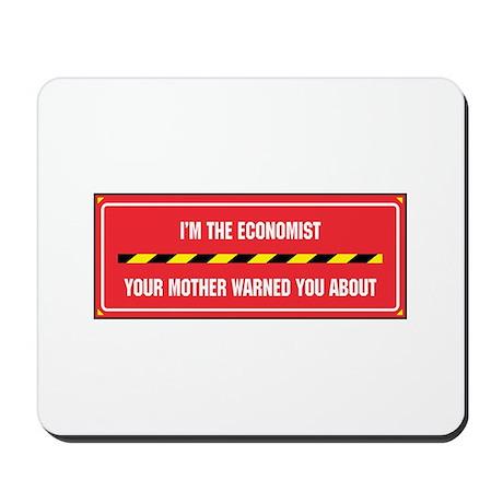 I'm the Economist Mousepad