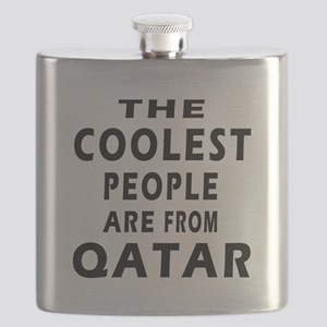 The Coolest Qatar Designs Flask