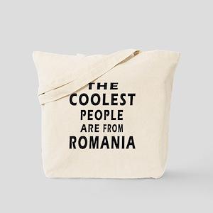 The Coolest Romania Designs Tote Bag