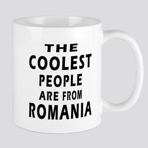 The Coolest Romania Designs Mug