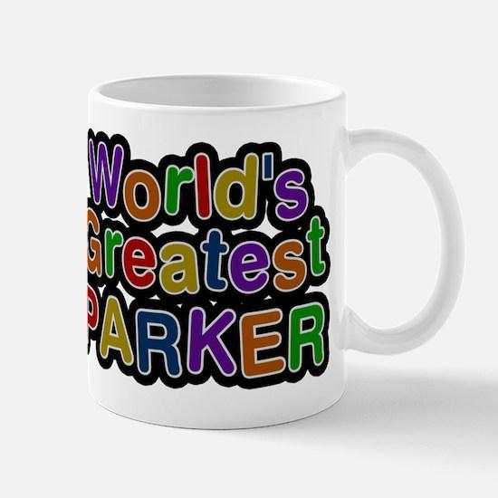 Worlds Greatest Parker Mug