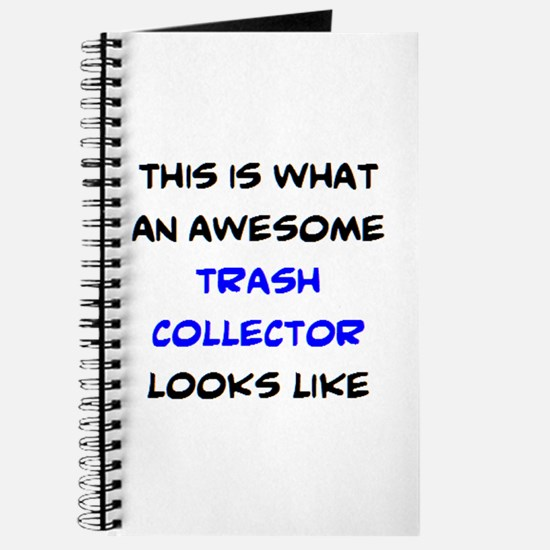awesome trash collector Journal