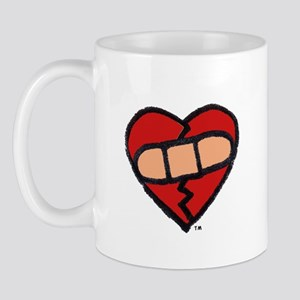 """CHD Awareness Ribbon"" Mug"