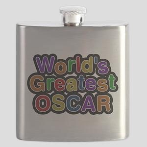 Worlds Greatest Oscar Flask
