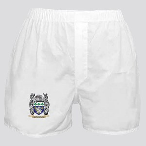 Hutchison Coat of Arms - Family Crest Boxer Shorts
