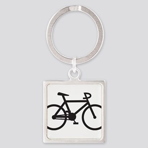 Klaar Bike Square Keychain