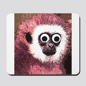 just some monkey business Mousepad