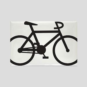 Klaar Bike Rectangle Magnet