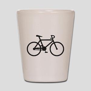 Klaar Bike Shot Glass