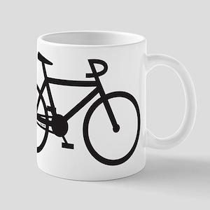 Klaar Bike 11 oz Ceramic Mug