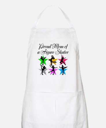 SKATING QUEEN MOM Apron