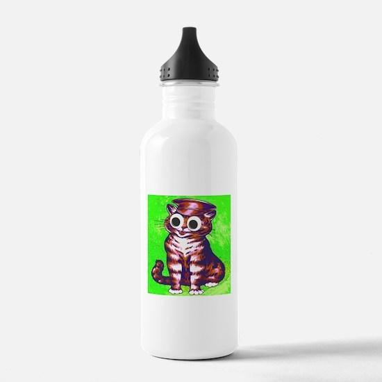 Hip Cat Water Bottle