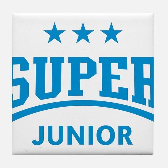 Super Junior (Lightblue) Tile Coaster