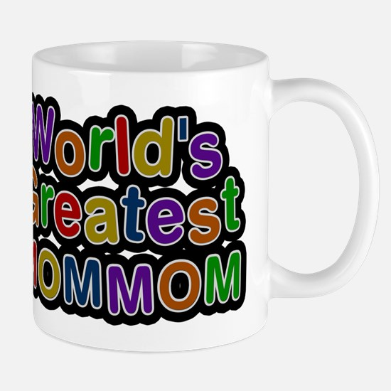 Worlds Greatest Mommom Mug