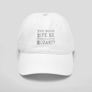 Life Without Mozart Cap