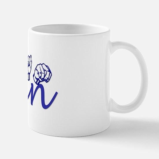 L Names Mug