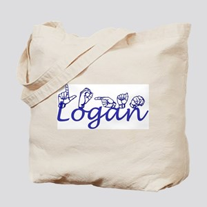 L Names Tote Bag