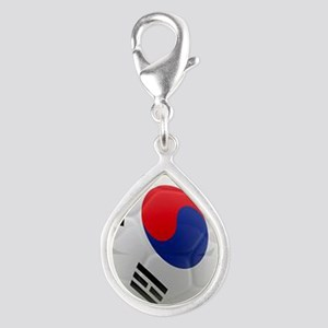 South Korea world cup soccer ball Silver Teardrop