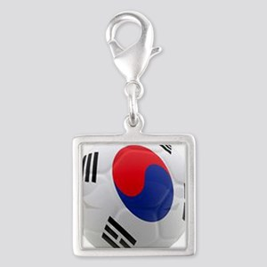 South Korea world cup soccer ball Silver Square Ch