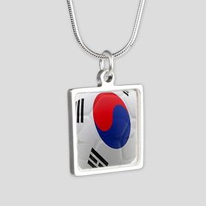 South Korea world cup soccer ball Silver Square Ne