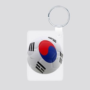 South Korea world cup soccer ball Aluminum Photo K