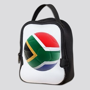 South Africa world cup soccer ball Neoprene Lunch