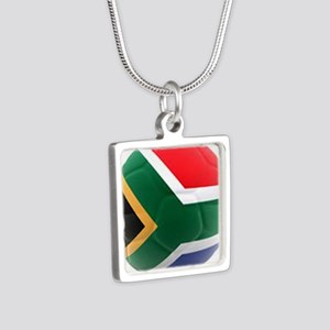 South Africa world cup soccer ball Silver Square N