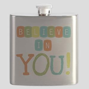 Believe in YOU Flask