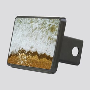 Sparkling ocean Rectangular Hitch Cover